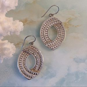 ANNA BECK Sterling Silver Earrings